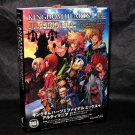 Kingdom Hearts II Final Mix PS2 Japan Ultimania Game Guide Book NEW