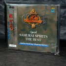 Samurai Spirits Best Sellection NEO GEO SNK Japan GAME MUSIC CD