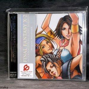 Final Fantasy X-2 International and Last Mission Japan GAME SOUNDTRACK CD