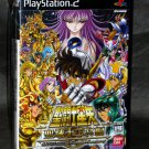 Saint Seiya Chapter Sanctuary PS2 Japan Game ANIME FIGHT GAME