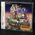 Monster Hunter Swing Big Band Jazz Arrange Japan Game Music CD NEW