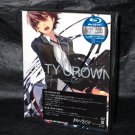 Guilty Crown 1 Japan Anime Limited Edition Blu-Ray DVD plus CD plus Book NEW