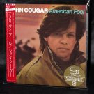 John Mellencamp American Fool Japan SHM CD mini LP NEW
