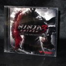 Ninja Gaiden 3 Original Soundtrack Japan Game Music CD Tecmo NEW