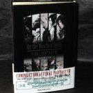 Final Fantasy VII Advent Children On the Way to a Smile Japan NOVEL BOOK