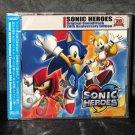 SONIC HEROES Original Soundtrack 20th Anniversary Ed NEW