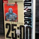 Ad Police 25:00 Tony Takezaki English Manga Comic BOOK NEW
