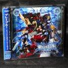 Blazblue Calamity Trigger Original XBOX 360 PS3 OST SOUNDTRACK GAME MUSIC CD NEW