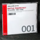 Square Enix Battle Tracks Vol.1 GAME MUSIC COMPLIATION Original Japanese CD NEW