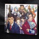 Gyakuten Saiban Sound BOX Ace Attorney Phoenix Game Soundtrack DS Music 3 CD NEW