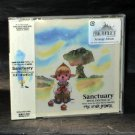 Final Fantasy XI The Star Onions Sanctuary Japan Original GAME MUSIC CD NEW