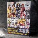 Sengoku Basara 5th Anniversary Heroes CAPCOM JAPAN GAME BOOK NEW