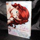 Colors Horibe Hidero Book 2 PC ANGEL Japan Anime Manga GAME Art Book NEW