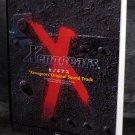 Xenogears PS1 Game Soundtrack Piano Music Score Book