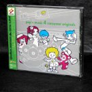Pop'n Music 4 Consumer Originals Japan GAME MUSIC CD