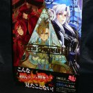 Pixiv Fantasia III Japan ANIME MANGA STYLE ART BOOK NEW
