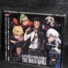 Katekyo Hitman Reborn Character Album VARIA SONGS Japan Anime Music CD