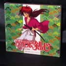 Rurouni Kenshin Romantic Tales of a Meiji Swordsman SoundTrack Japan Anime CD