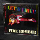 Macross 7 Let's Fire Bomber Limited Edition Japan Original Anime Music CD NEW