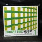 Square Enix Music Compilation Vol.1 JAPAN GAME CD