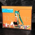 ryo supercell feat. Miku Hatsune ODDS and ENDS Japan Music CD and Blu-Ray NEW