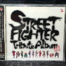 Street Fighter Tribute Album CAPCOM JAPAN ORIGINAL MUSIC CD NEW