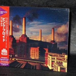 Pink Floyd Animals Japan CD mini LP Sleeve 2011 Remaster Music CD NEW