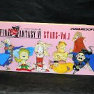 Final Fantasy VI Stars Volume 1 CD SINGLE GAME MUSIC