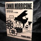 Ennio Morricone Piano Music Score A Great Master of Screen Music Japan Book NEW