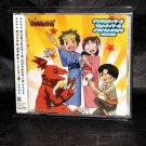 Digimon Tamers Best Tamers Original Karaoke Tamer-hen Japan Anime Music CD