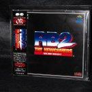 REAL BOUT Garou Densetsu 2 RB2 NEWCOMERS Soundtracks SNK Japan GAME MUSIC CD