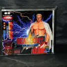 Fatal Fury Real Bout Japan GAME MUSIC CD 1996 SNK NEO GEO