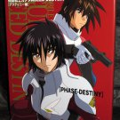 Gundam Seed Destiny Phase Destiny Japan Anime Art Book