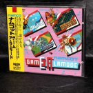 Namcot Game A La Mode Japan Game Music CD Galaxian Galaga Star Luster Xevious
