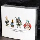Final Fantasy IX Original Soundtrack OST JAPAN Square Enix Version 4 CD SET NEW