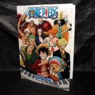 One Piece Best Selection Piano Solo Score Japan Anime Music Book NEW