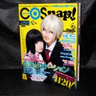 COSNAP Vol.03 JAPAN COSPLAY COSTUME COSMODE MAGAZINE PHOTO BOOK NEW