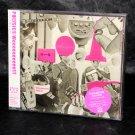 Polysics Weeeeeeeeee CD plus DVD Limited Edition Japan JPOP JROCK Music CD NEW