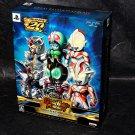 Great Battle Fullblast Twin Battle Box PSP Japan 2 PSP Game Box plus Music CD
