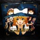 Marisa's Adventures in Wonderland Pop-Up Doujinshi Japan Touhou Manga Book NEW
