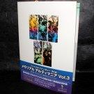 Final Fantasy 25th Memorial Ultimania Vol.3 X to XIV Japan Game Art Book NEW