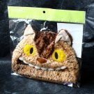 Totoro CatBus Funny Face Mask Hat Cute Soft Toy Plush Japan Studio Ghibli NEW