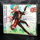 Hetalia Axis Character CD Vol.4 UK Japan Anime Music CD NEW