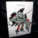 Mamoru Nagano KNIGHT FLAGS FIVE STAR STORIES Japan Anime Manga Art Works Book