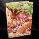 Zealotic Blade Zero Art Book JAPAN ANIME MANGA GAME ART BOOK