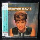 SKEETER DAVIS Let Me Get Close To You ALBUM Japan CD MINI LP SLEEVE NEW