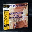 IAN DURY DO IT YOURSELF Japan CD MINI LP SLEEVE VICP-64053 NEW