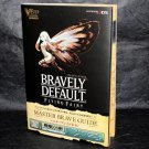 Bravely Default Flying Fairy Official 3DS Japan Game Guide Book NEW