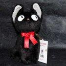Kiki's Delivery Service Plush Jiji CAT SOFT TOY PLUSHIE NEW