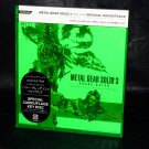Metal Gear Solid 3 Snake Eater Konami Japan Original Soundtrack NEW
